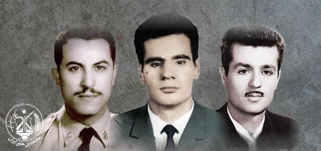 مؤسسي منظمة مجاهدي خلق الأيرانية