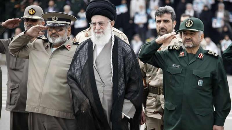 إيران تحرق العالم