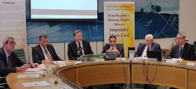 إيران: نواب بريطانيون يسعون لوضع حد  لإفلات الدولة المارقة من العقاب