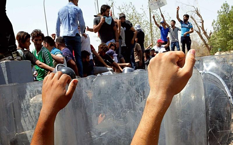 فيلق القدس الإيراني يعد غرفة عمليات خاصة لقمع احتجاجات العراقيين