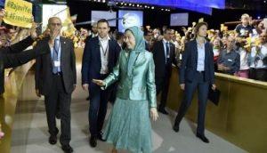 Free Iran Rally