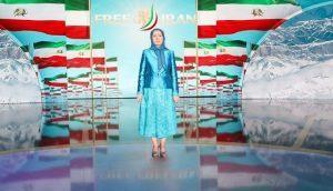 Iranian opposition rally