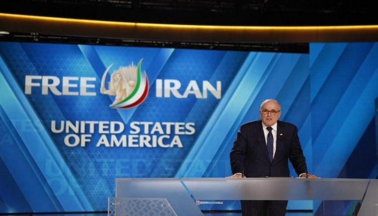 Iran state sponsor of terrorism