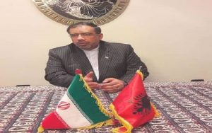 Who are the Iranian diplomat terrorists that Albania expelled?