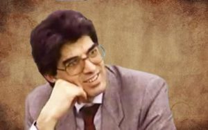 Mohammad Hossein Naghdi, a member of the NCRI