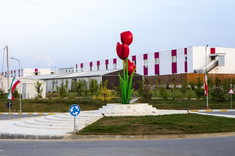 Ashraf 3, Albania, home to Iranian opposition group People's Mojahedin Organization of Iran (PMOI/MEK)