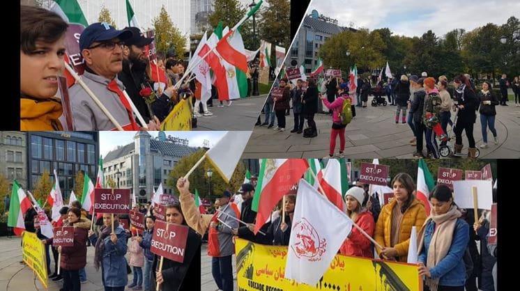 MEK supporters in Norway