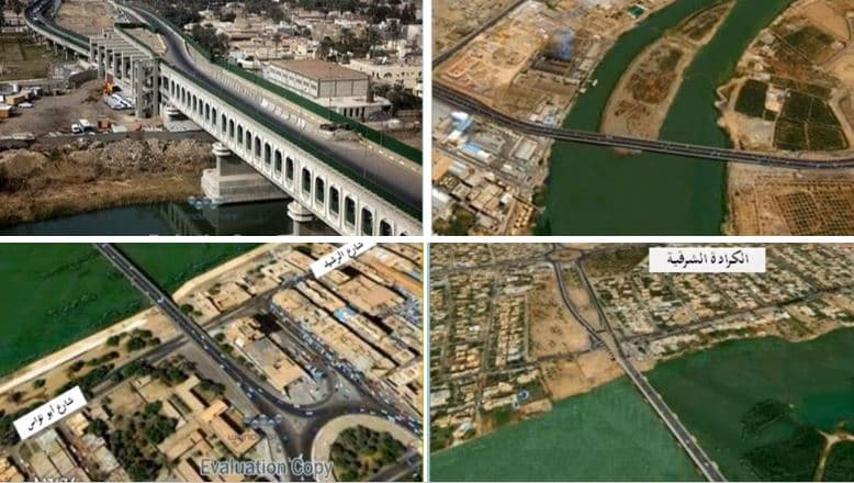 battle of bridges