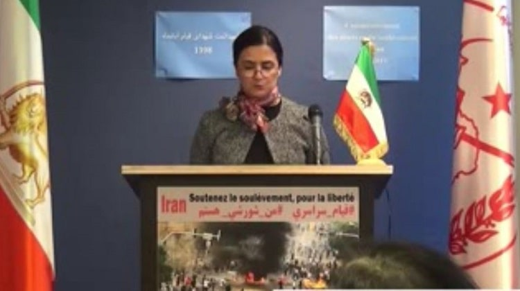 MEK/PMOI supporters in Luxembourg