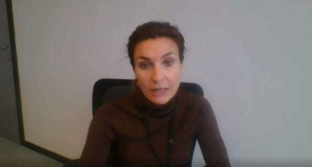 Alessandra Moretti, MEP from Italy
