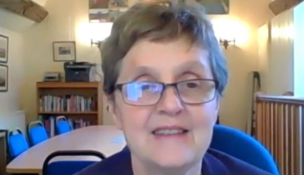 Former British MP & MEP Anthea McIntyre in the Iranian opposition NCRI online conference—October 15, 2020