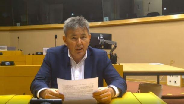 Derk Jan Eppink, MEP from the Netherlands