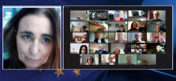 Gianna Gancia, MEP from Italy