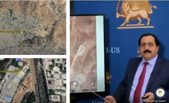 The NCRI-US representative office in a press conference on October 16, 2020, revealed new details of the Iranian regime's nuclear activities.