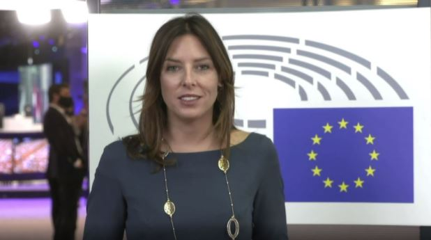 Isabella Tovaglieri, MEP from Italy