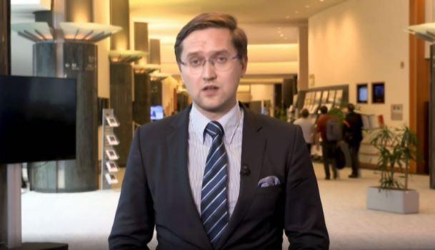 Jaak Madison, MEP from Estonia