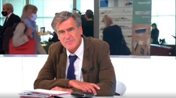 Juan Fernando López Aguilar, MEP from Spain