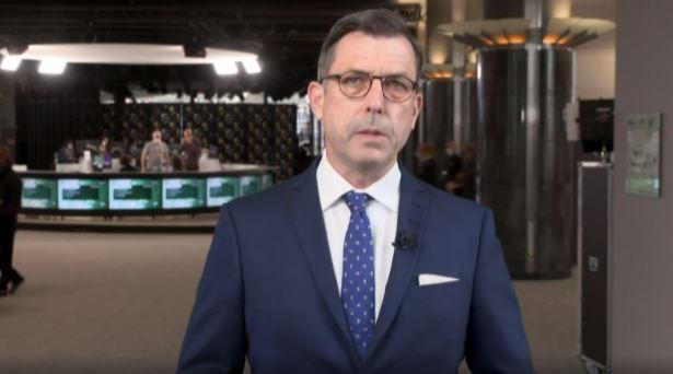 Lars Patrick Berg, MEP from Germany