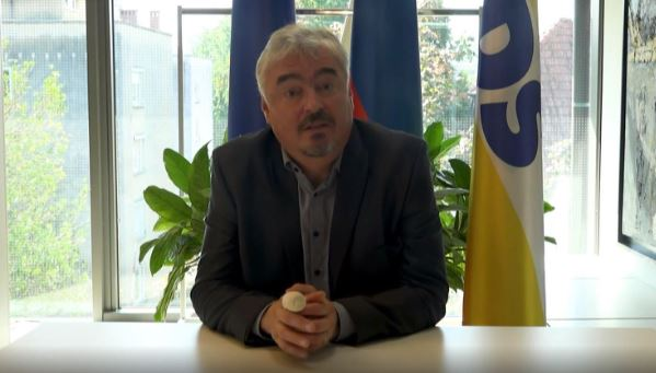 Milan Zver, MEP from Slovenia