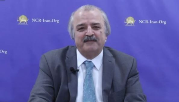 Mohammad Mohaddessin, Chair of the NCRI Foreign Affairs Committee