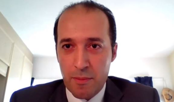 Mousa Zahed, Director of the Middle East Forum for Development