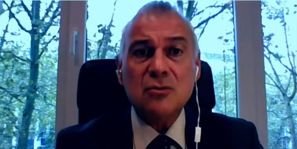 Paulo Casaca, former MEP