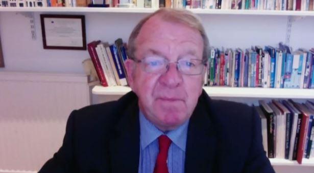 Struan Stevenson, former Member of the European Parliament from Scotland