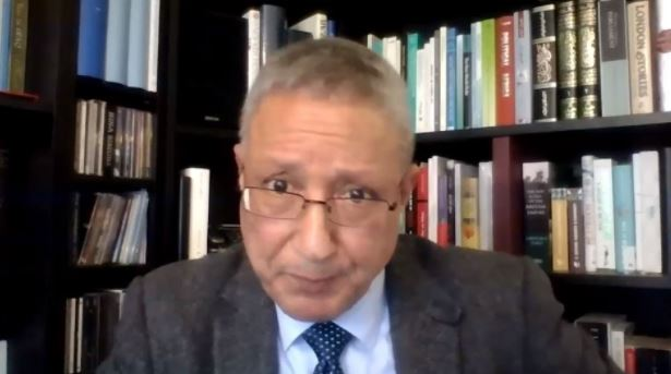 Tahar Boumedra, former senior UN official in Iraq