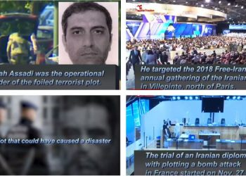 The trial of an Iranian diplomat charged with plotting a bomb attack in France started on Nov. 27 in Belgium. Assadollah Assadi was the operational commander of the foiled terrorist plot. He targeted the 2018 Free-Iran annual gathering of the Iranian opposition in Villepinte, north of Paris.