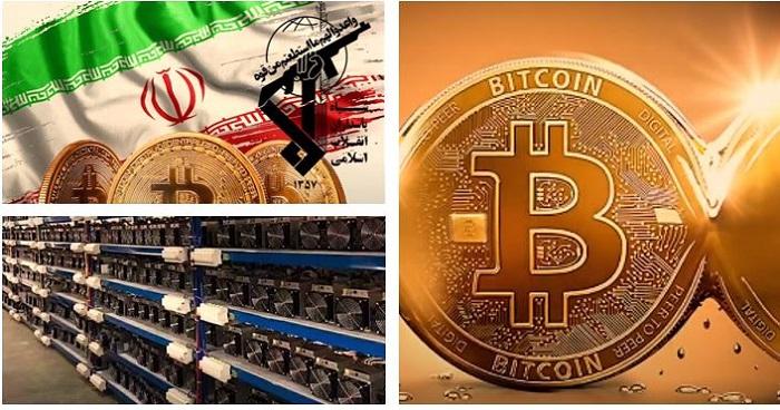 Bitcoin; Money laundering Tool of the Iran's Regime's IRGC