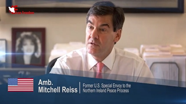 Amb. Mitchell Reiss, former U.S. State Department Director of Policy Planning said addressed an online global conference on the conviction of Iran's diplomat-terrorist Assadollah Assadi by a Belgian court for attempting to bomb the 2018 Free Iran gathering in Paris.