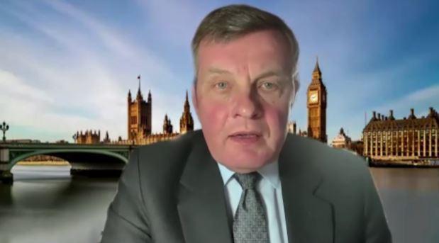 David Jones, Deputy Chairman of the European Research Group