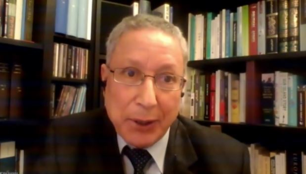 Dr. Tahar Boumedra, former chief of the Human Rights Office of the UN Assistance Mission for Iraq (UNAMI), legal expert