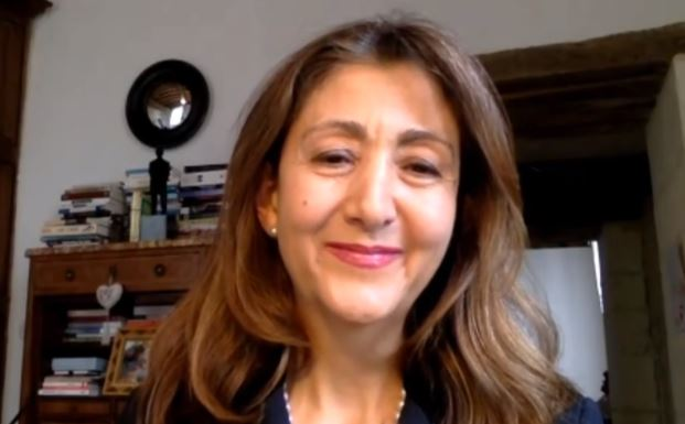 Ingrid Betancourt, former Presidential Candidate of Columbia