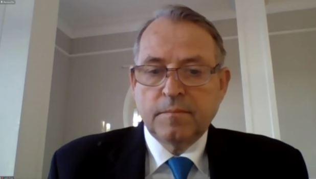 Lars Rise, former Norwegian MP