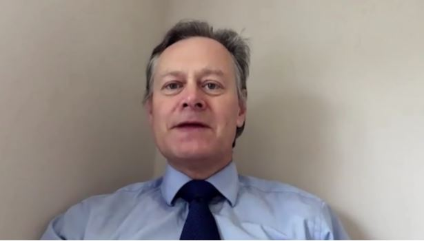 Matthew Offord, Conservative MP for Hendon Leading member of the British Committee for Iran Freedom