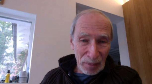 Prof. Eric David, renowned Belgian legal expert