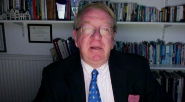 Struan Stevenson, former Member of the European Parliament for Scotland