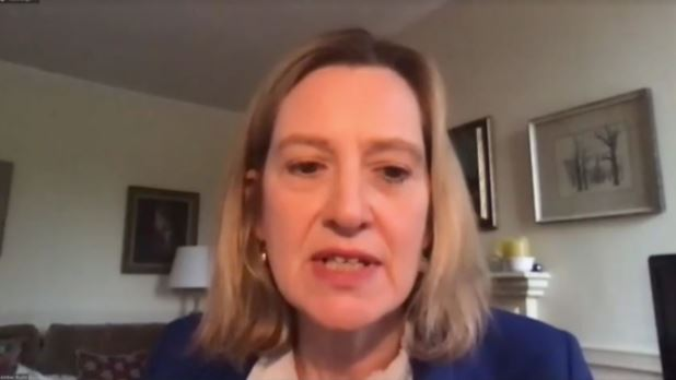 Amber Rudd, Secretary of State for Work and Pensions, Minister for Women and Equalities up to 2019; Home Secretary (2016-2018)