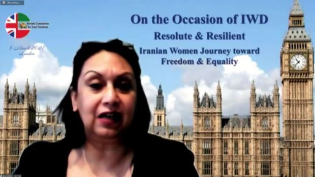 Baroness Verma, former UK Parliamentary Under-Secretary of State for International Development