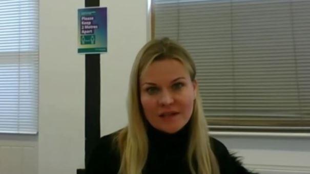 British MP Laura Farris