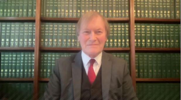 British MP Sir David Amess