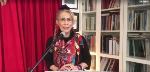Giso Shakeri, renown Iranian singer