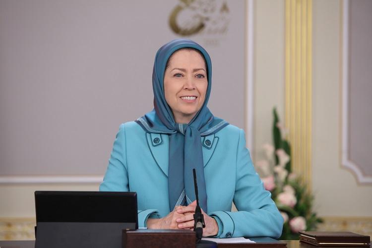Maryam Rajavi, President-elect of the National Council of Resistance of Iran (NCRI)