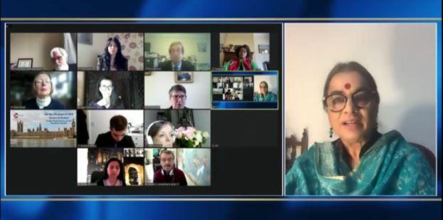Ranjana Kumari, Director of Centre for Social Research (India) senior professional in Gender Eqality at UN