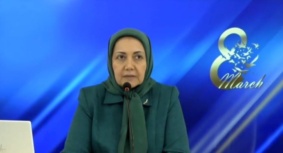Sarvenaz Chitsaz, Chair of the NCRI's Women's Committee