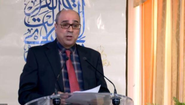 Algerian author Anwar Malek