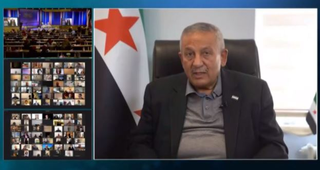 Mohamad Nazir Hakim, Former Secretary General of the National Coalition of Syrian Revolution and Opposition Forces