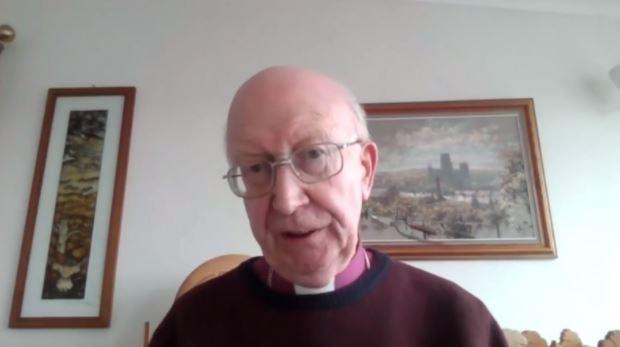 Rt. Rev. Bishop John Pritchard