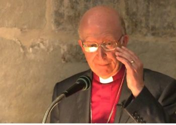 Right Reverend Bishop John Pritchard, addressed a panel of international dignitaries in an online conference, observing the holy month of Ramadan and declaring interfaith solidarity in the face of fundamentalism that has spread and promoted by the mullahs' regime in Iran.